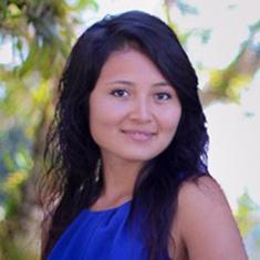 Notre équipe vous accompagne dans vos projets : Rebeca MURILLO